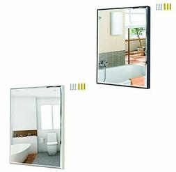 22x30 Explosion-Proof Wall Mirror for Bathroom Living Room P