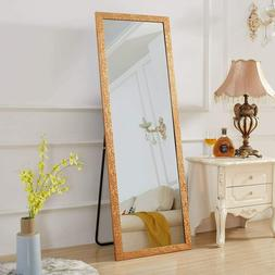 "65""x22"" Full Length Mirror Bedroom Floor Standing Hanging La"