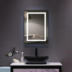 Anti-fog Wall Mounted Vanity Mirror Lights LED Bathroom Make