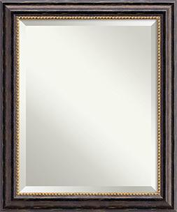 Bathroom Mirror Medium,  Tuscan Rustic: Outer Size 20 x 24""
