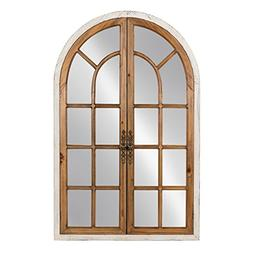 Kate and Laurel Boldmere Large Traditional Wood Windowpane A