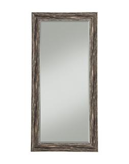 Sandberg Furniture Farmhouse, Full Length Leaner Mirror, Ant