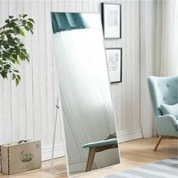 Floor Mirror Free Standing Full Length Stand Wall Mounted St