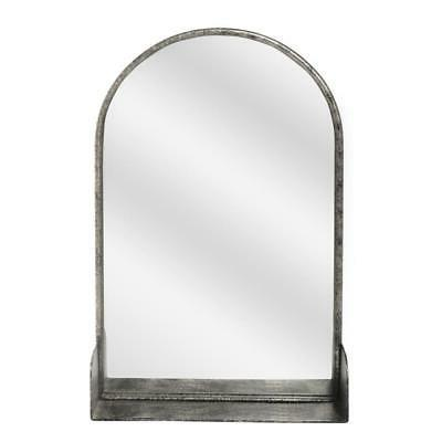 Arched Wall Shelf Metal Living Room