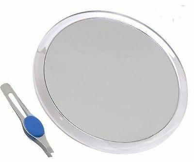 DB-Tech Large Suction Cup Magnifying Mirror with Precision T