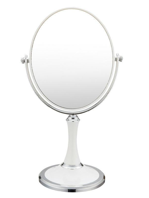 double sided swivel vanity mirror with 3