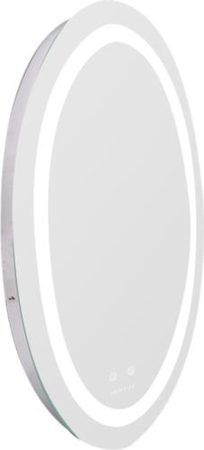 Large Oval LED Lighted Mirror