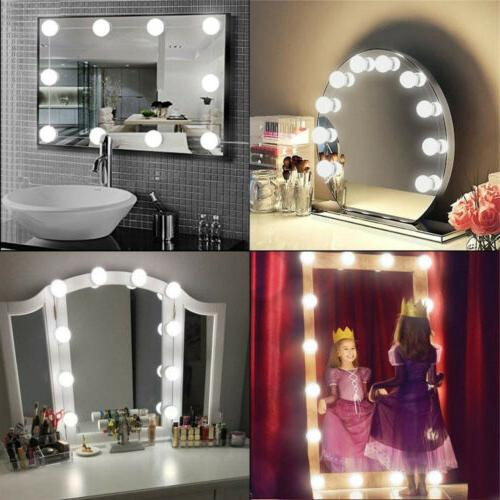 Make Up Lights Vanity Dimmable Hollywood