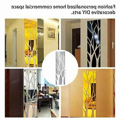 3D Tree Removable Wall Mural Decal Room Decor