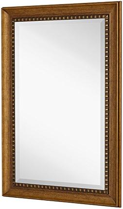 Hamilton Hills NEW Large Transitional Rectangle Wall Mirror