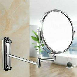 Two-Sided Swivel Wall Mount Mirror with 10x Magnification 13